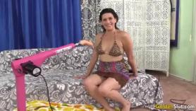 Máquina de sexo maduro propiedad de clientes Preguntos Horny