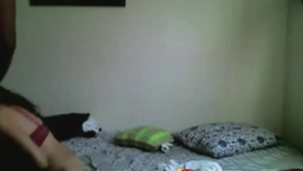 Slender Young Young Mexican Babe obtiene su anal jodido