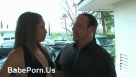 Latina salvaje y clip de sexo japonés