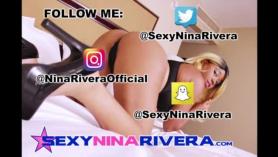 Nina Rivera tiene un culo perfecto