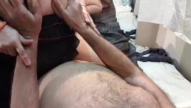 MILF cachonda Maceo Madu Squirting al orgasmo