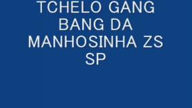 Profesor de Gang Bang con su nueva sub-rubia