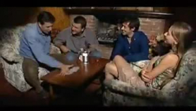 Three strong guys fucking