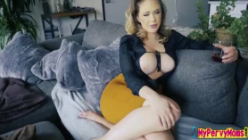 Kagney linn karter is often having tons of fun with various guys and handing out pussy rubs