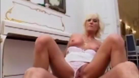 Blonde mature with hairy pussy, rubi valentine likes to be screwed in a doggy style position