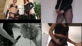Naughty femdom compilation