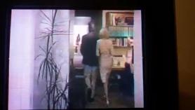 Idea de película látex y baile desnudo con Presley