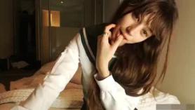 Hot asian schoolgirl does her teacher
