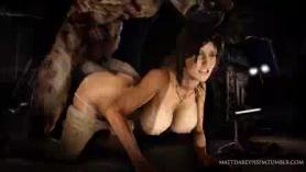 Lara Boyer se desnuda y saca el restyling trasero de burbuja lleno