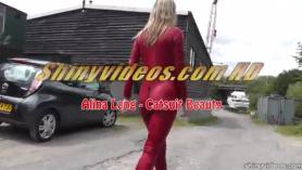Les presento la entrevista de fotos desnuda completa de Alina Lopez