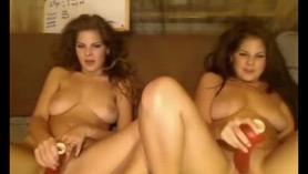 Chiccas desnudas