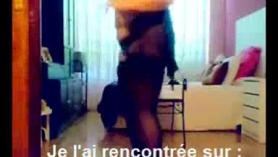 La legendaria BBW sexy Nia Nacci es encontrada en un video de CCTV