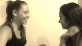 Sexy lesbianas anal fisting