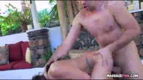 Impresión de masaje hardcore