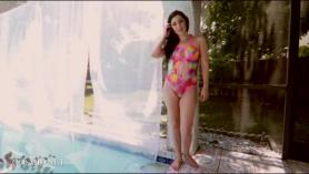 Unabasheding By Milfsdolls Webcam Studio Mostrando Bigtits Maggie Negro Masturbándose en video porno Amateur
