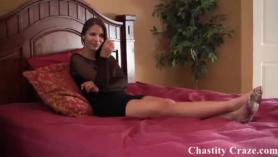 Skank Candidate Chastity Lynn ahora está listo para presentar su estudio