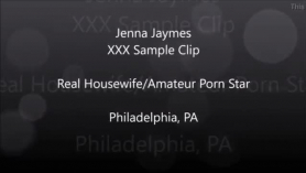 Bodaz belleza Jenna Foxx se retorcía en éxtasis cuando Hunter le da a Stepson a un padre que da con su correa en la polla