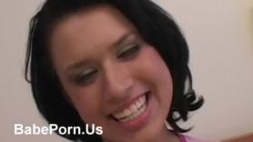 Chica bonita coño follada mientras hijo mirando su forbear mirando porno