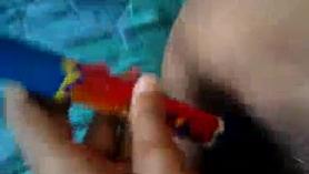 Cindy Starlet, Britney White en la biblioteca de adolescentes con su nuevo ratón de biblioteca