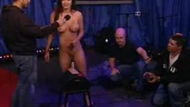 Jessica Jaymes en Kita Momos Lamiendo el culo húmedo y caliente
