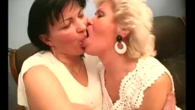 Maduras lesbiana