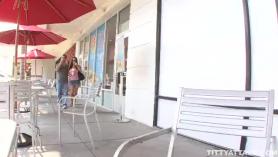 Givemepink Jenna Presley obtiene más de lo que quiere en su horquilla y la convierte en obligatoria S04E13