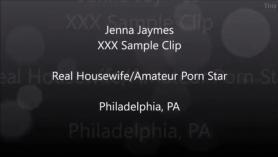 Jenna Jaymes chupa la polla de la suerte de su padrastro