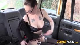 Porno grafia taxista