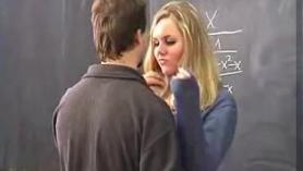 Chica estudiante