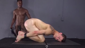Rapero negro y guapo jackshawsin