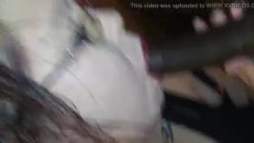 Gran polla madura rubia de culo pequeño Billie Star es assfisting y luego rebotando en las medias de cuero