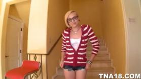 Miley Mayghay follando muy duro de nuevo