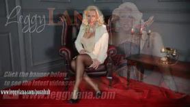 Lana roso anal