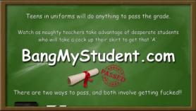 Estudiante se pega a su madrastra