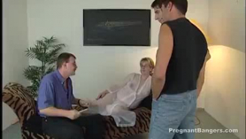Gangbang a tener sexo