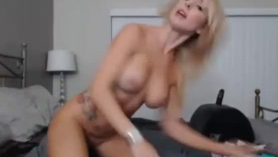 Rubia bomba loca anal putas