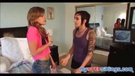 Step sister incest 18