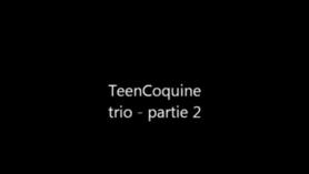 Trio delante bi