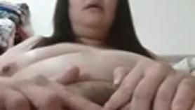 Chino chica desnudo video