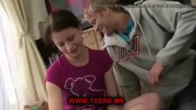 Jovencitas en ax