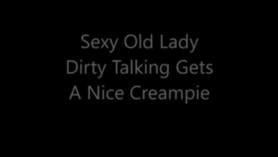 Old lady sedu