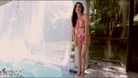 Pantalones cortos DEEP de la marca de lujo Lulu Rodriguez