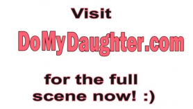 Porno castigo a mi hija