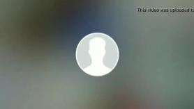 Monstruo tamil esposa facial masturbándose en webcam