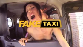 Videos porno en taxi
