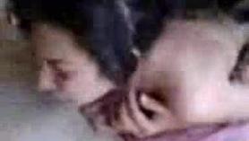 Mumbai joven pareja y su primera vez masturbación stf