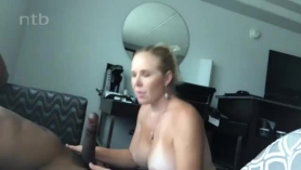 Anal sex loving blonde needs a good fuck, in the middle of the day