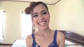 Escenas porno de Scouch Casting Thai Facial