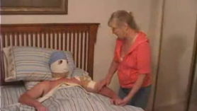 Bizarre patient gets anal tormented