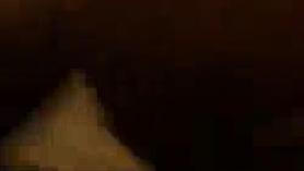Perra negra haciendo trampa con ex cachonda